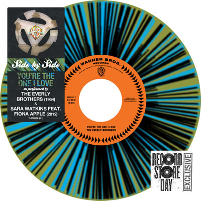 Fiona Apple Sara Watkins Cover Everly Brothers For Rsd